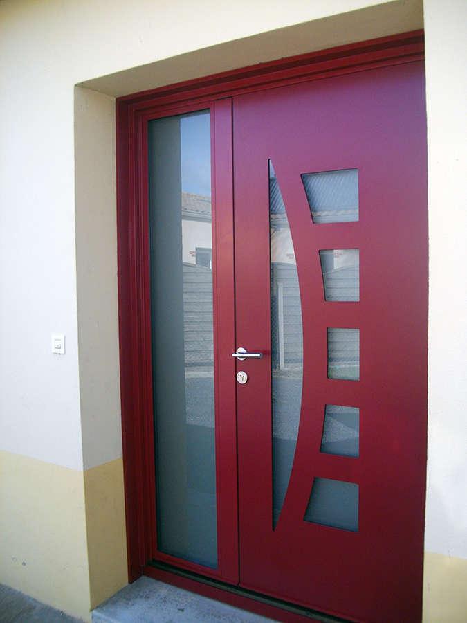 porte d'entrée Macerb