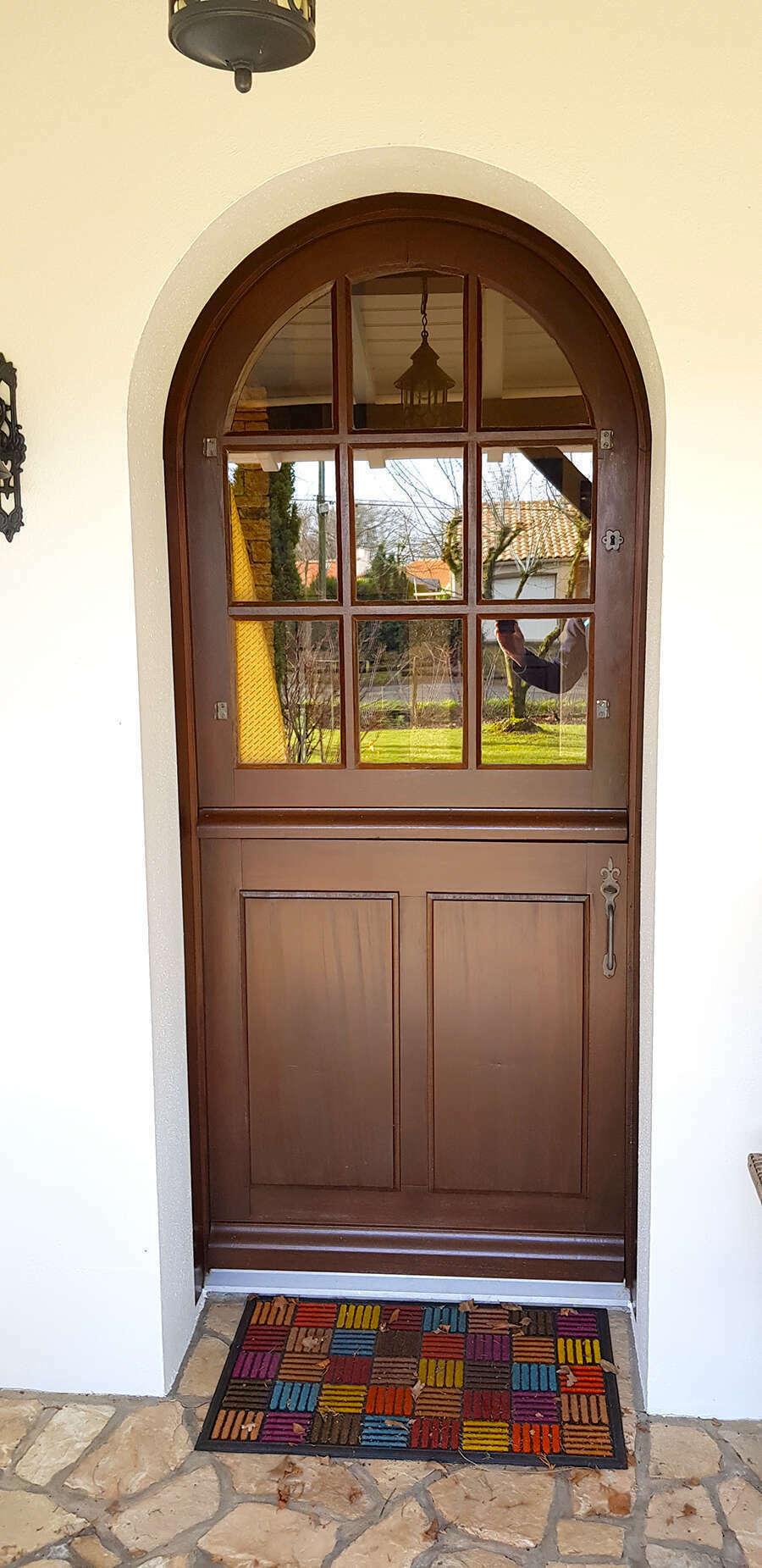 porte d'entrée Macerb Clisson